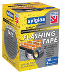 click here for more details on looks like lead - Sylglas Flashing Tape
